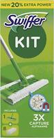 Swiffer Set 1 Floor Mop Sweeper Cleaner Plus 8 Floor Dusters