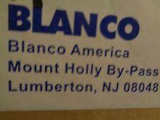 Blanco Stainless Steel Sink Grid 222464 Fits Performa Series 17-1/4 x 15 7/8