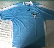 """PUMA Maglia LAZIO 2003-04 """"Dedicata a te"""" UFFICIALE Shirt Taglia M"""