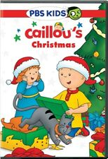 CAILLOU'S CHRISTMAS New Sealed DVD Caillou