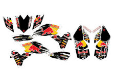 Suzuki LTR 450 ATV stickers decals graphics kit 2006-2014 graphic kit stickers