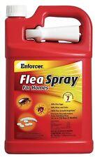 Enforcer Flea Spray for Homes, Kills Fleas,Flea Eggs and Ticks, 128-oz