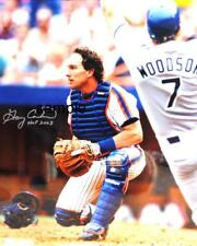 GARY CARTER REPRINT 8X10 AUTOGRAPHED SIGNED PHOTO PICTURE NEW YORK NY METS RP