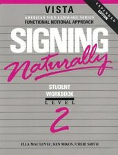 Signing Naturally Level 2 by Ken Mikos