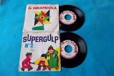 SUPERGULP N° 2 / LA GIRANDOLA 1978 MADE IN ITALY NUOVO