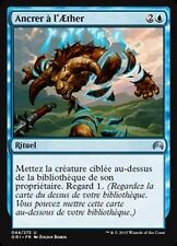 MTG Magic ORI - (4x) Anchor to the Æther/Ancrer à l'Æther, French/VF