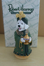 SHEEPDOG  PUPPY NATIVITY SCHOOL MYRRH DPCS12C OLD ENGLISH ROBERT HARROP XMAS MIB