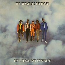 Chambers Brothers: Love,Peace And Happiness: NEU CD Digipak REP1290