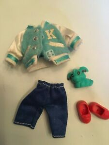 Kelly Tommy Ryan Clothes  jacket pants and shoes