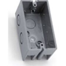 Carlon B112Hb Handy Outlet Box, 1 Gang, 4-Inch Length by 2-1/8-Inch Width by 1-7