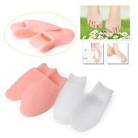 1Pair Thumb Toe Separator Hallux Valgus Correction Bunion Corrector Foot Care
