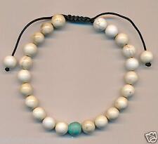 Bracelet Bracelet Coquille Turquoise Bijoux Bracelet Népal 89b