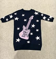 Juicy Couture Kids Girls 10Years Long Sweater Blue And Pink Dress, New!