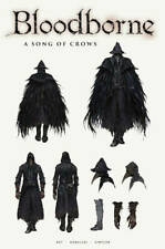 Bloodborne A Song of Crows #10 cover C Titan comic 1st Print 2019 unread NM