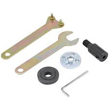 M10 Arbor Mandrel Adaptor,5mm/8mm/10mm/12mm Motor Shaft Coupler Sleeve for Angle