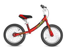 A WeeRide Deluxe Balance Bike 3-5 Years like Running Training Red No Pedals