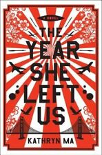 The Year She Left Us: A Novel-ExLibrary