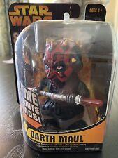 Star Wars Darth Maul Super D Figure 2005 Hasbro
