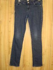 GRANE Denim Jeans SIZE 7 Regular Straight Junior Dark Wash Blue