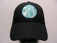 CA WAVE LOGO - BIG X - ONE SIZE ADJUSTABLE SNAPBACK BALL CAP HAT