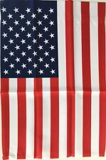 "12""x18"" American Garden Flag w/ Sleeve - Super Knit Polyester ~United States USA"