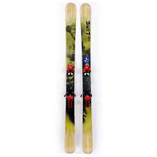 New listing 179 Line Prophet 100 All Mountain Freeride Skis 2010 with Salomon S 914 Bindi...