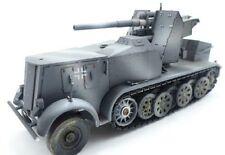 PMA BY BLITZ 72 1/72 WWII GERMAN SDKFZ 8 HALF TRACK WITH 8.8 FLAK GUN P0307