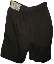 Island Shores Women's Brownstone Stretch Waist Shorts NWT Max Comfort Size XS