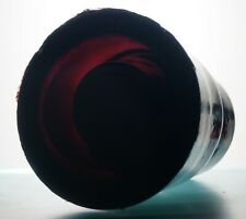 Rare Dark Purple Glass Insulator CD 565.1 made in USSR Soviet Russian