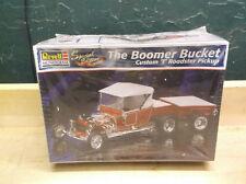 Vintage Revell Boomer Bucket Custom T Roadster 1/24 Model Kit 85-2977