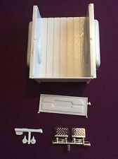 AMT/ERTL 1978 DODGE LIL RED TRUCK PICKUP JUNKYARD - STEPSIDE BOX ONLY -NEW PARTS