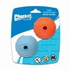 Chuckit The Whistler Dog Toy 6 Cm Medium 2-piece