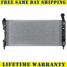 Radiator For 2004-2009 Chevy Impala Monte Carlo Buick LaCrosse Allure 3.4L 3.8L (Fits: Buick)