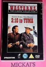 3:10 TO YUMA - WESTERNS THE CLASSIC COLLECTION WTCCN25 DeAGOSTINI DVD PAL OOP