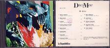 CD La Repubblica DISCO MESE N. 6 AFRICA