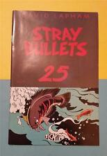 "STRAY BULLETS COMIC by DAVID LAPHAM No 25 APRIL 2002 ""COMPULSION"" FISH"