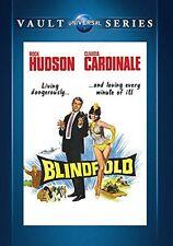 Blindfold DVD (1965) - Rock Hudson, Claudia Cardinale, Philip Dunne