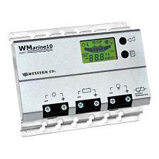 10 A 12V/24V buck boost MPPT solar charge controller/régulateur pour bateau/véhicule