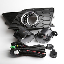 Bumper Driving Spot Light Fog Lamp Kit fit for Nissan Sentra Nissan Sylphy 2016