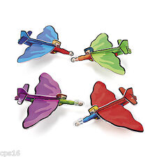 12 x Superhero Gliders...Planes...Party Favour...Decoration...Loot Bag