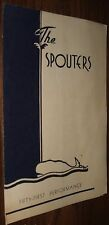 1940 The Spouters Fairhaven Massachusetts Program for The Circle by Maugham