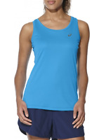 Asics Womens Running Wicking Tank Vest Top 134103 8012 (L31) RRP £26.00