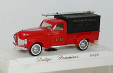 SOLIDO 1/43 SCALE 4425 - DODGE POMPIERS - BEVERLY HILLS FIRE DEPT