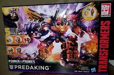 Transformers Power Of The Primes Titan Class Predaking MISB UK