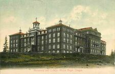Mount Angel Monastery & College, OR 1908