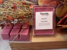 Bird of Paradise Soy Wax Clamshell Melt Tart- 2wks of Fragrance