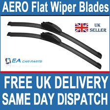 SAAB 9 3 MK2 2003-2007   EA AERO Flat Wiper Blades 22-22