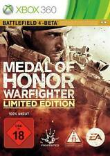 Microsoft XBOX 360 gioco * Medal of Honor Warfighter Limited Edition * neu*new*18
