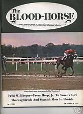 Blood Horse Secretariat-Prove Out-Hoop Jr.-Carry Back