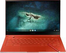 "New listing Samsung - Galaxy 13.3"" 4K Ultra Hd Touch-Screen Chromebook - Intel Core i5 - ."